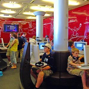 Интернет-кафе Шербакуля