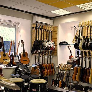 Музыкальные магазины Шербакуля