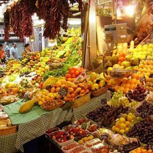Рынки Шербакуля
