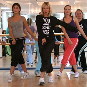 Школы танцев Шербакуля