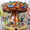 Парки культуры и отдыха в Шербакуле
