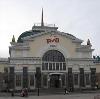 Железнодорожные вокзалы в Шербакуле
