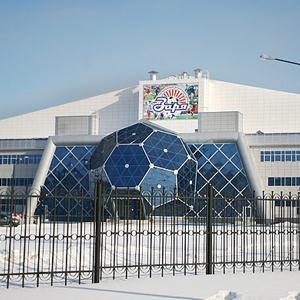 Спортивные комплексы Шербакуля