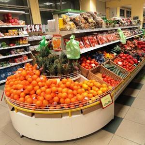 Супермаркеты Шербакуля