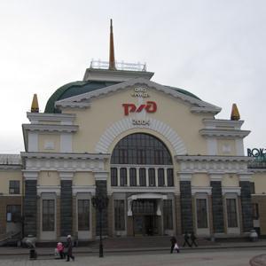 Железнодорожные вокзалы Шербакуля